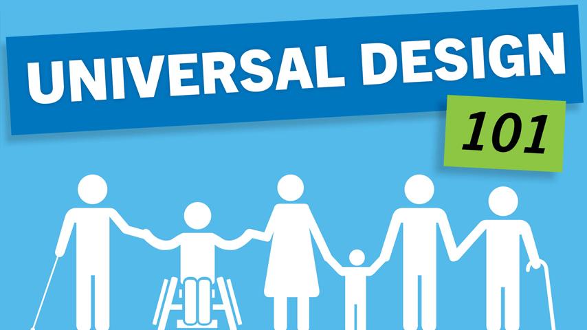 Universal Design 101 Rick Hansen Foundation