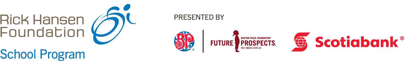 Boston Pizza Foundation Future Prospects, and Scotiabank Logos