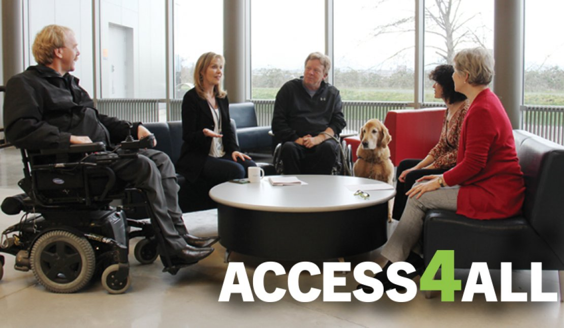 Brad McCannell and group of individuals create Access4all