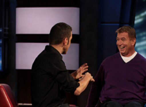 Interview with George and Rick Hansen