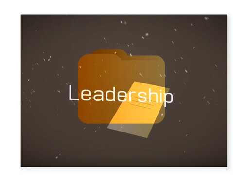 Text: Leadership