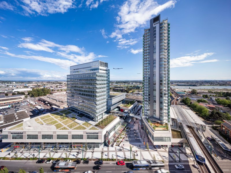 An Accessibility Case Study: Marine Gateway, Vancouver, BC